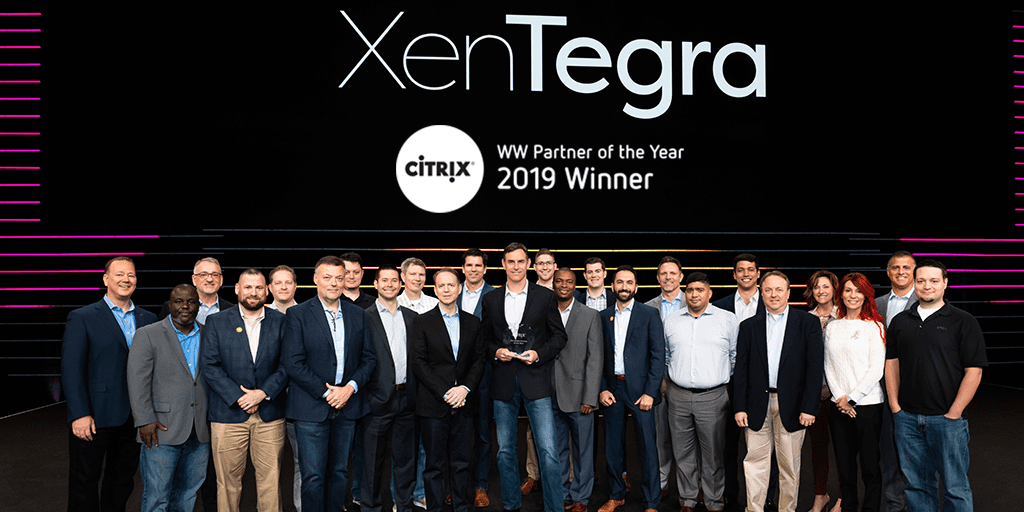 XenTegra Named Citrix 2019 Worldwide Partner of the Year for the Americas