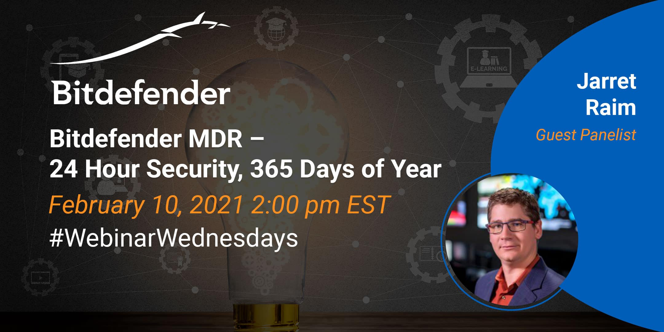 Bitdefender MDR – 24 Hour Security, 365 Days of Year