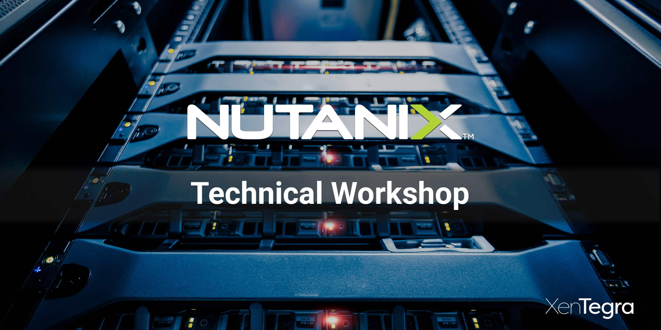 Online: Nutanix Basics Technical Hands-On Workshop